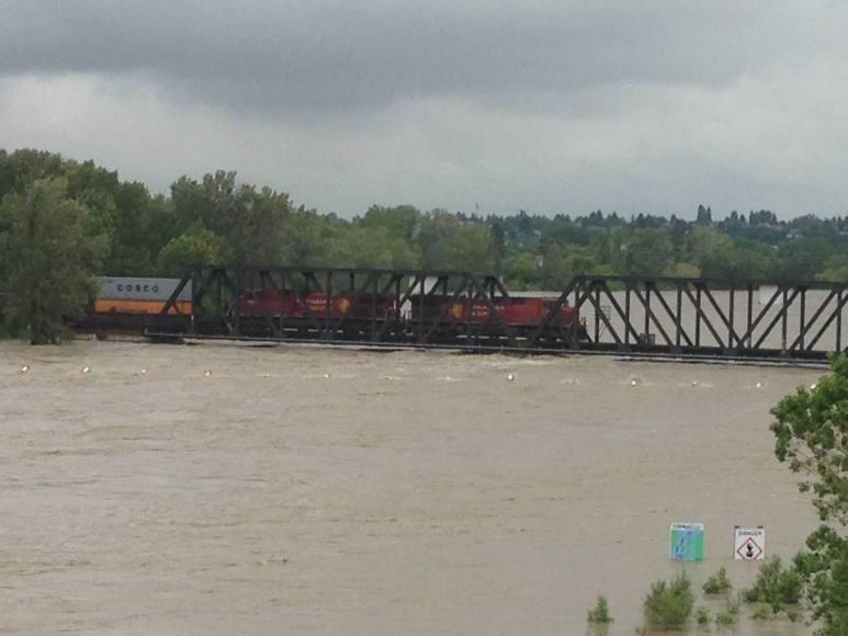 trainflood