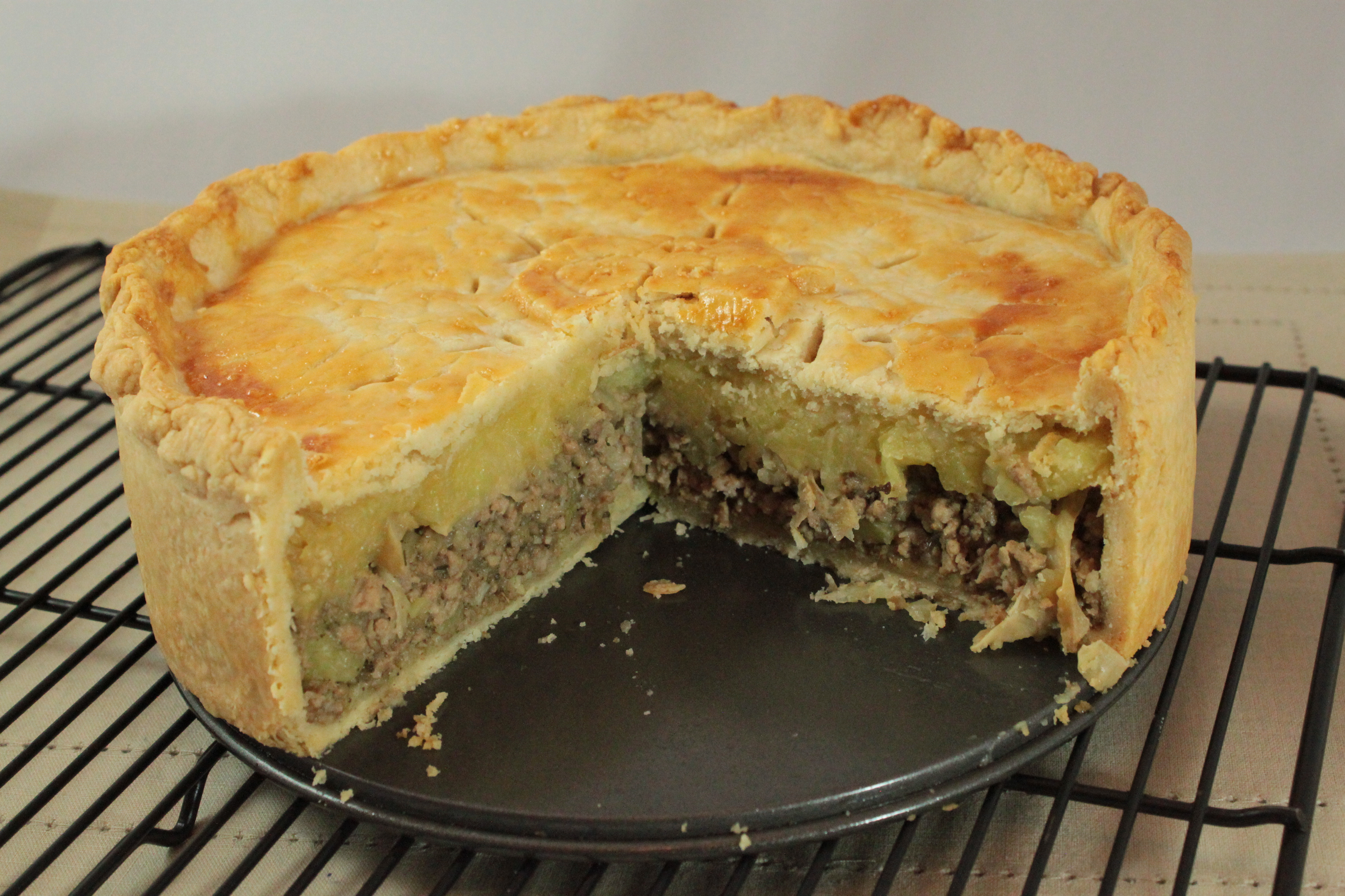 French Canadian Tourtière – A Canadian Christmas Tradition | Dish ...