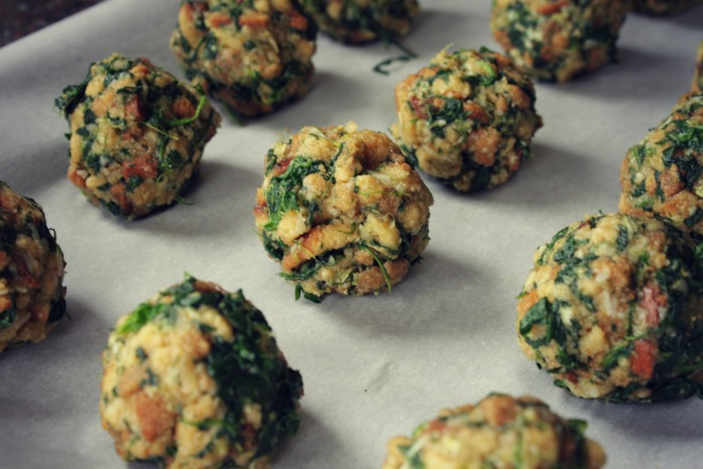 spinachballs