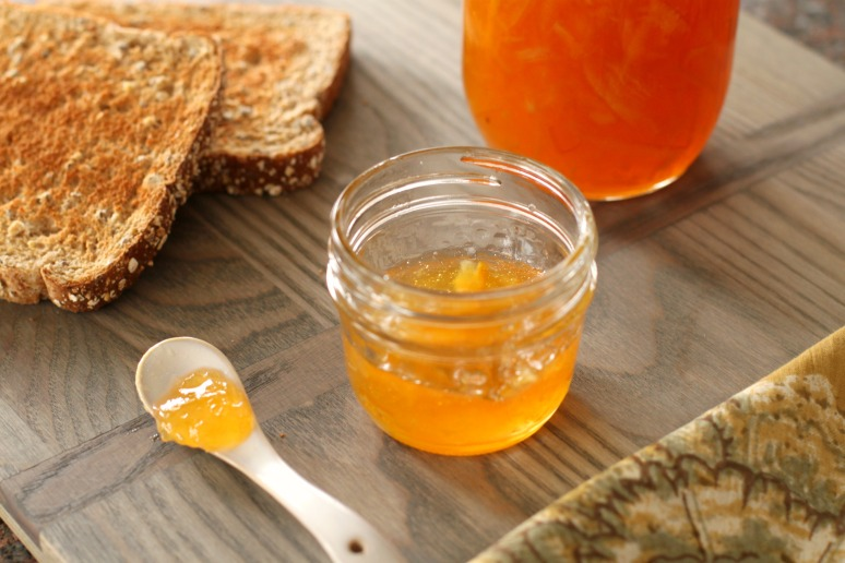 marmaladebread