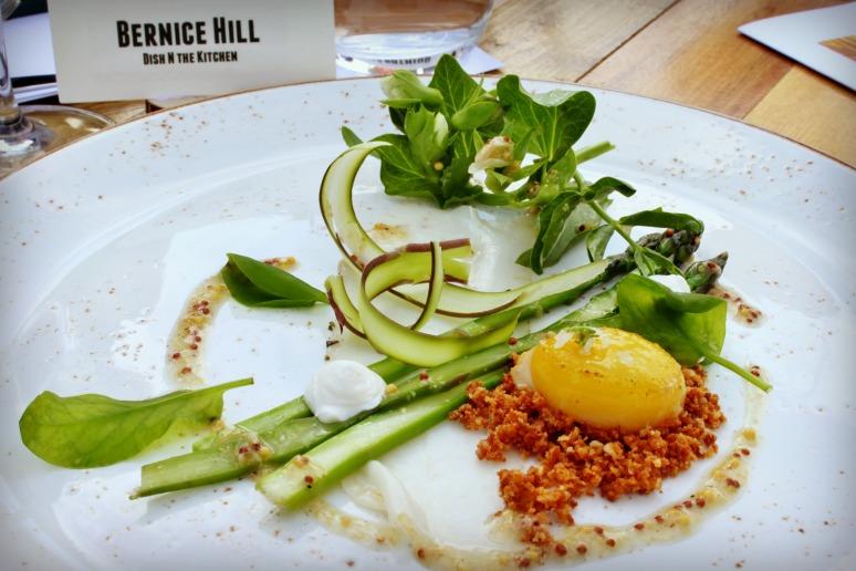 course1asparagus salad