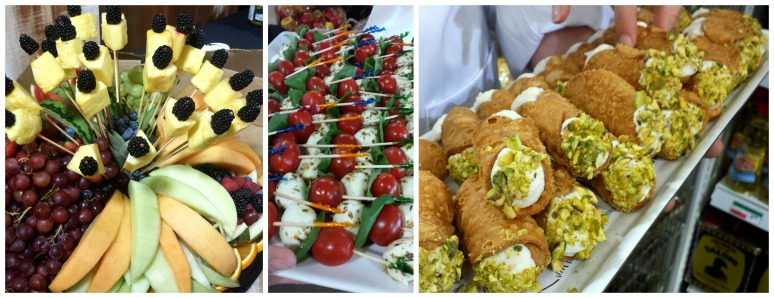 cateringcollage