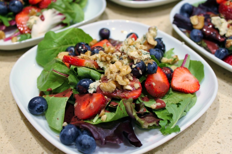 blueberrysalad
