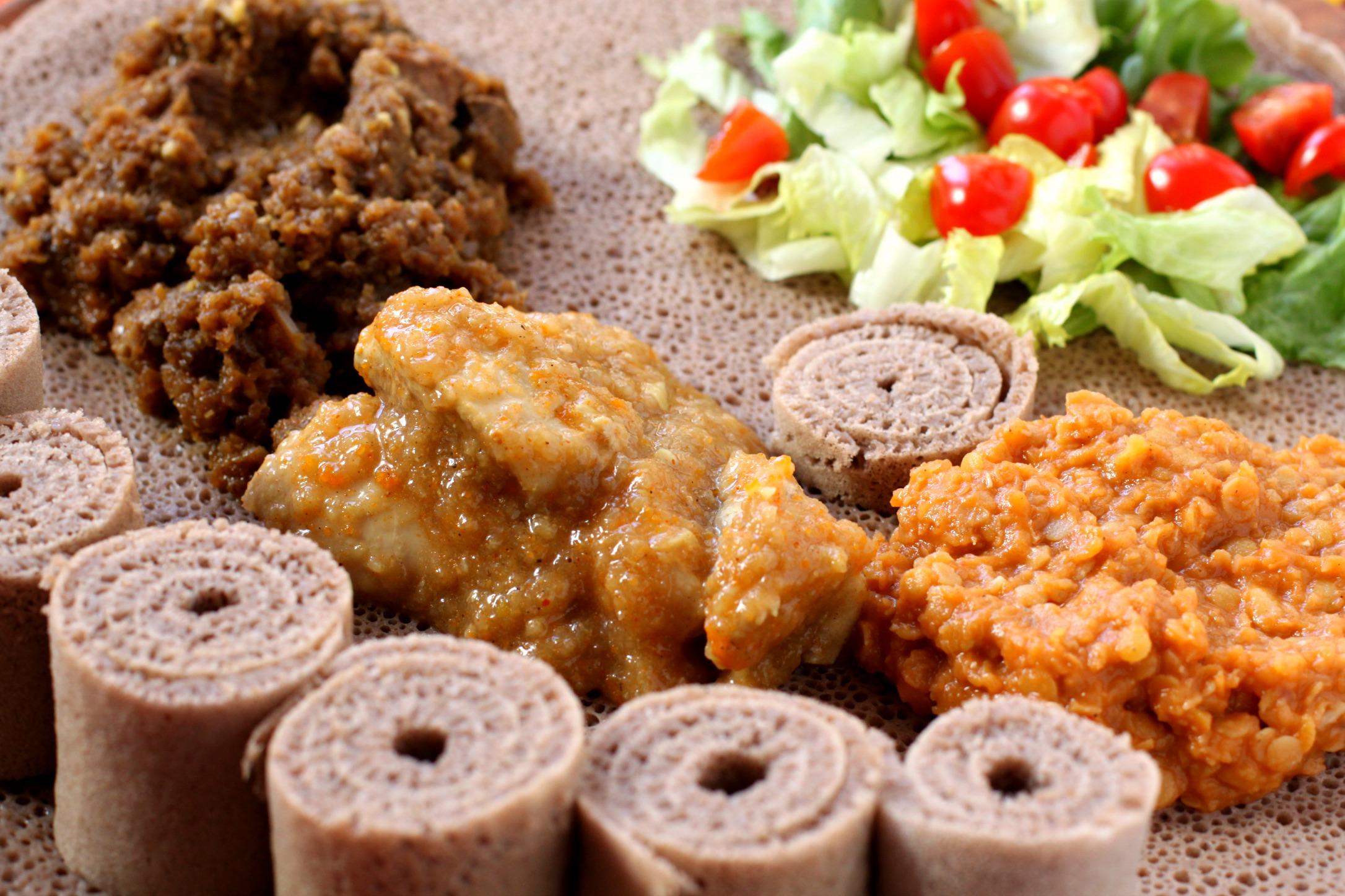 Around the World in Twelve Plates - Ethiopia - Dish 'n' the Kitchen